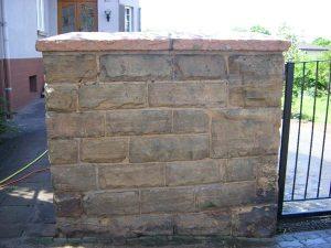 Terrassen- und Steinreinigung detail-4
