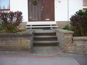 Terrassen- und Steinreinigung detail-15