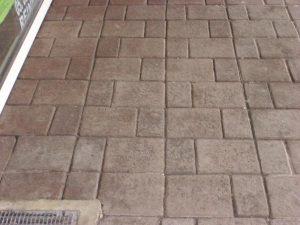 Terrassen- und Steinreinigung detail-8
